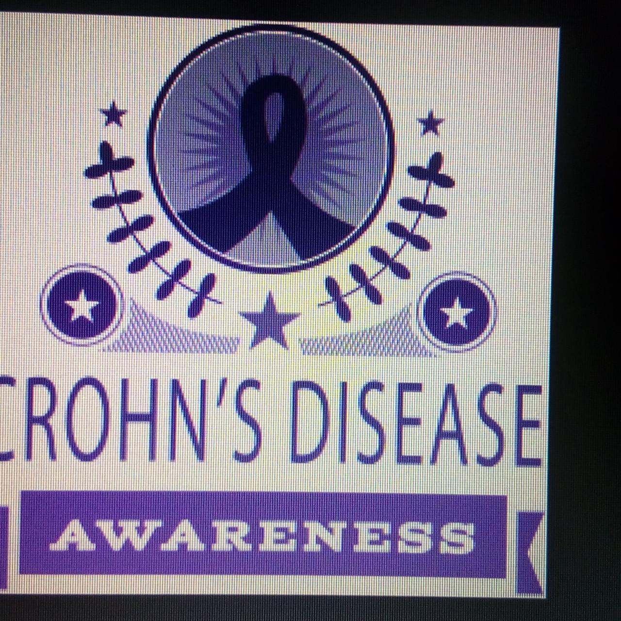 crohns awareness symbol