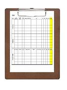 cutting list on a clipboard.jpg