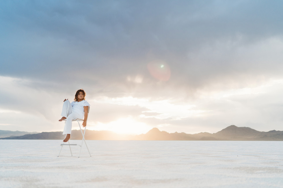 Salt Flats, UTAH || Editorial Session
