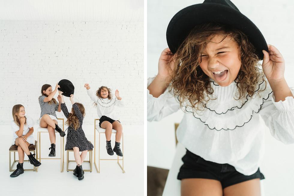 Girls are having fun || Locust and Vine, Cincinnati