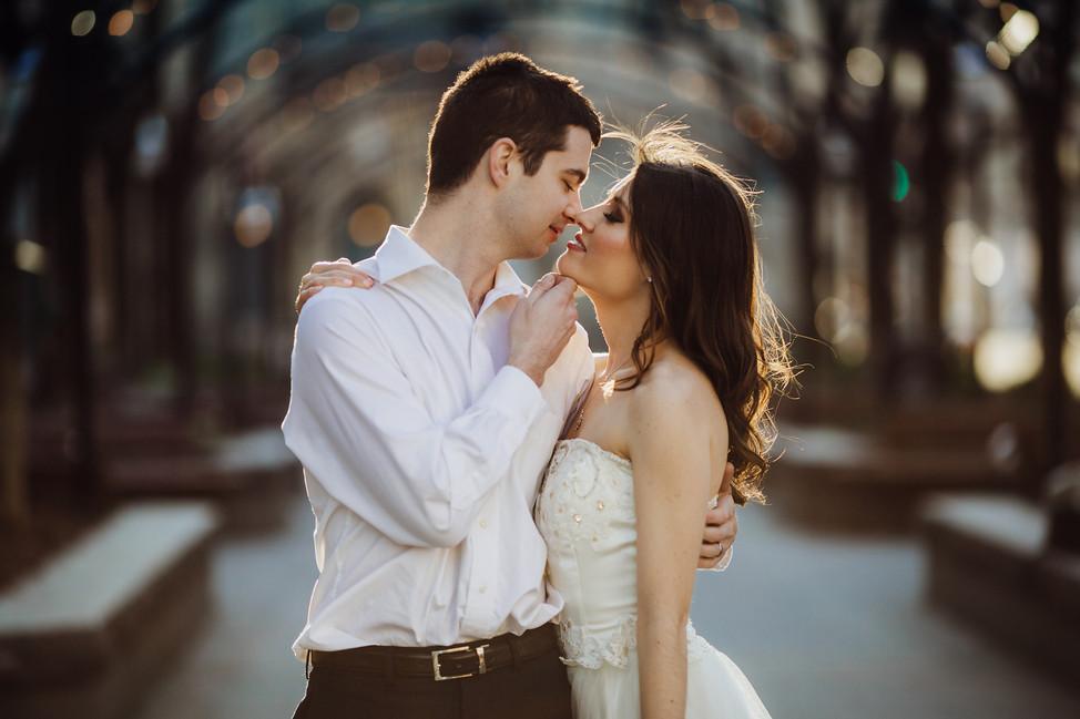 Lydia + Andrew    Elopement, Cincinnati