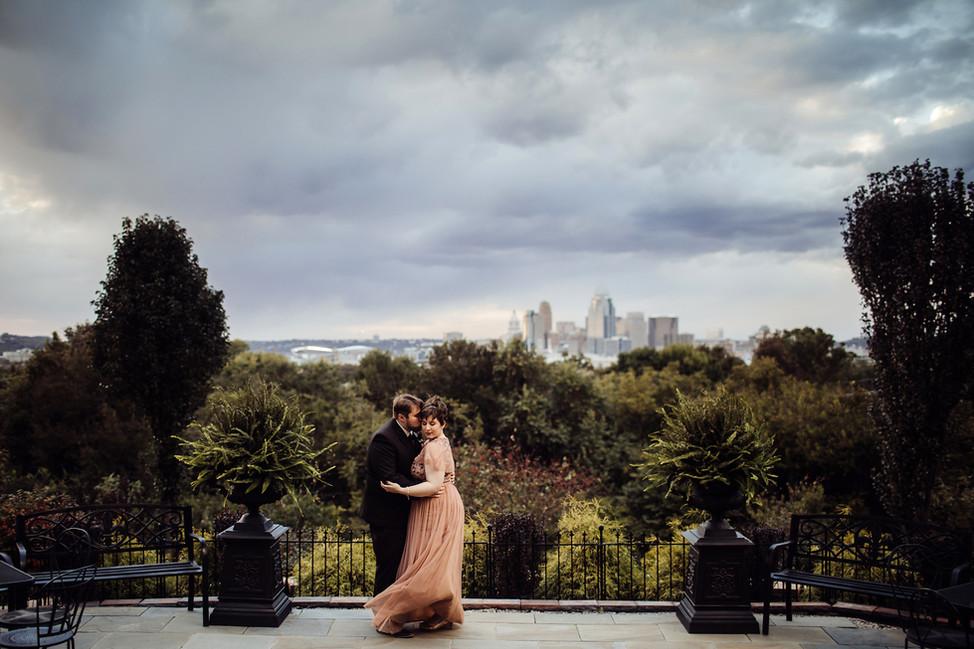 Harry + Taylor || Wiedemann Hill Mansion, Kentucky