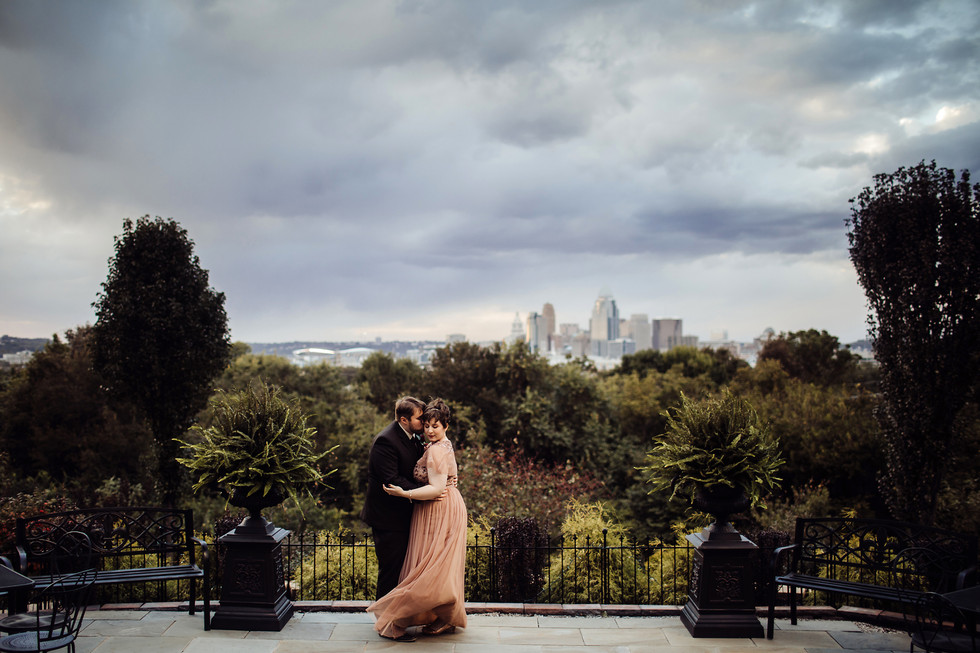 Harry + Taylor || Wiedemann Hill Mansion, Kentucky