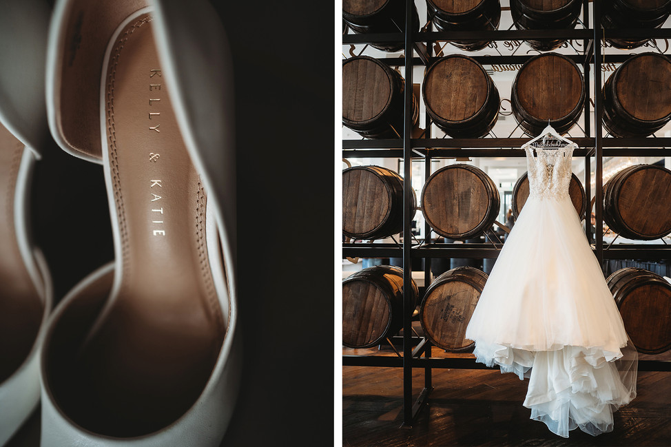 Miras + Dilyara || February wedding, Hotel Covington, KY