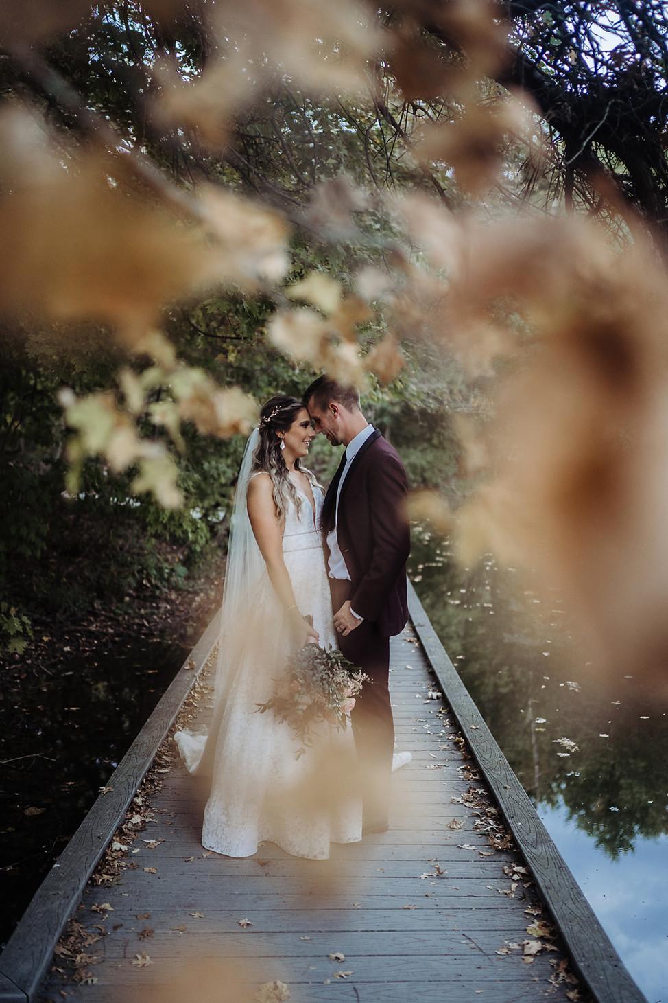 Payne + Abbey || Wedding, Krippendorf Lodge