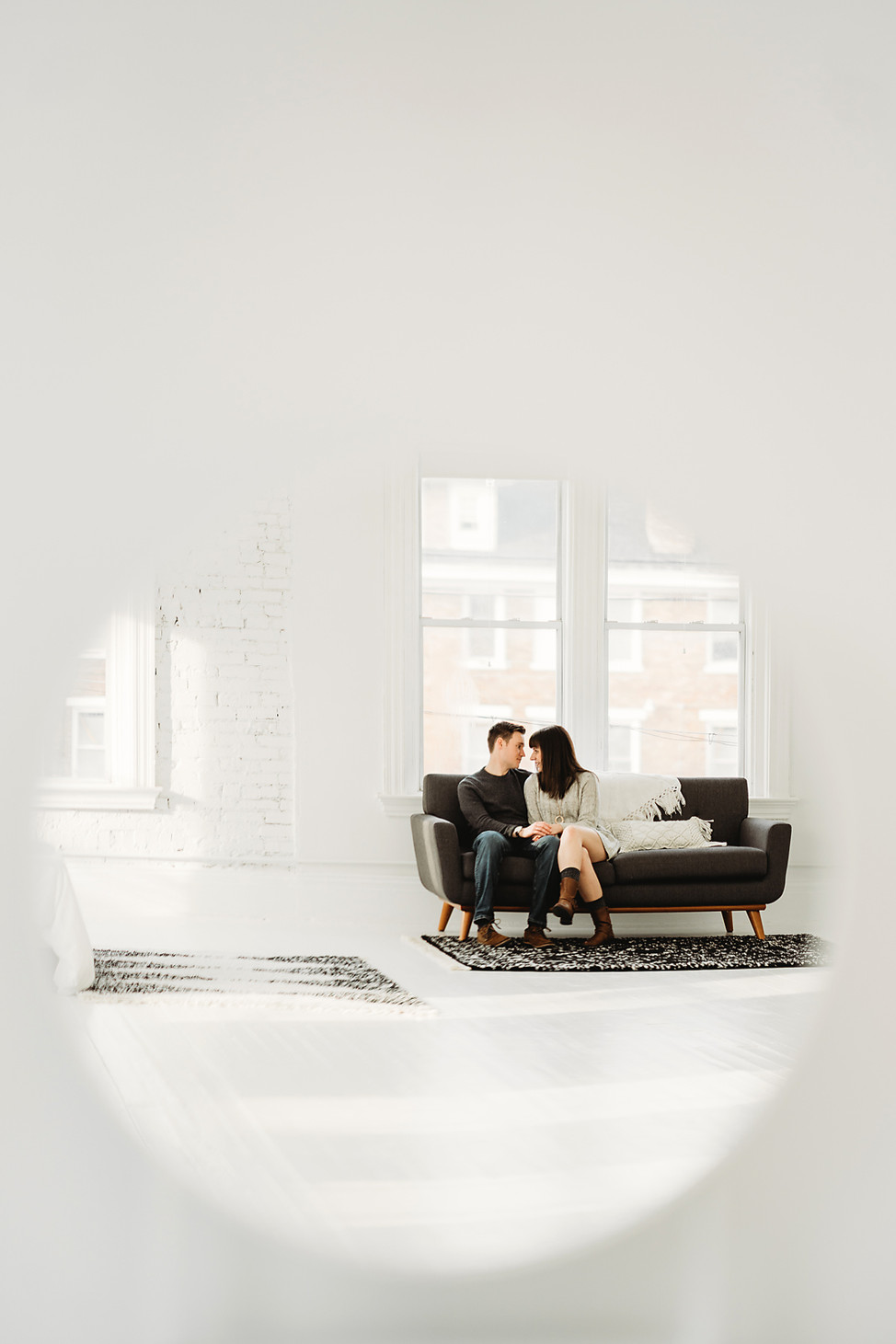 Jake + Jenny, Engagement session || Locust and Vine, Cincinnati, OH