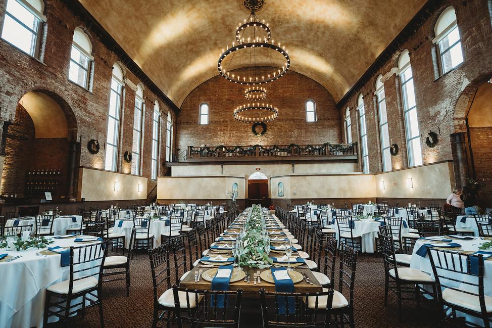 Brad + Kim || Wedding at Monastery Event Center