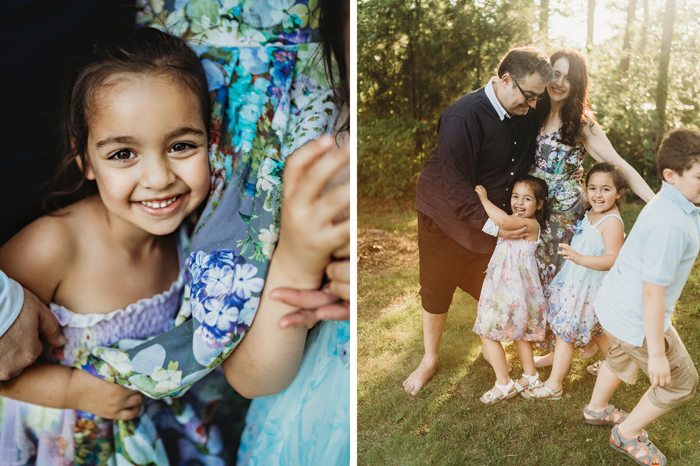 Summer Family Backyard Session || Cincinnati, OH