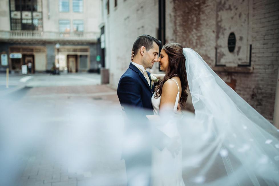 Alex + Jessica || Wedding at Blackstage Event Center, Cincinnati