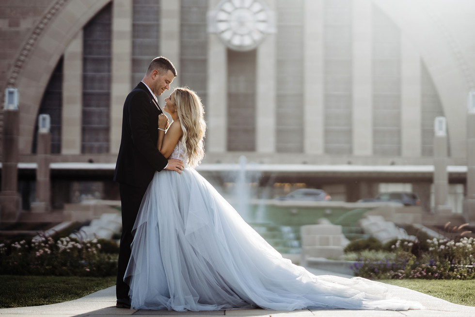 Troy + Sara, 10 years wedding anniversary || Union Terminal, Cincinnati