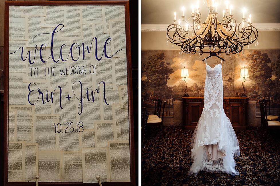 Jim  + Erin || Carnegie Hall wedding at Newport, KY