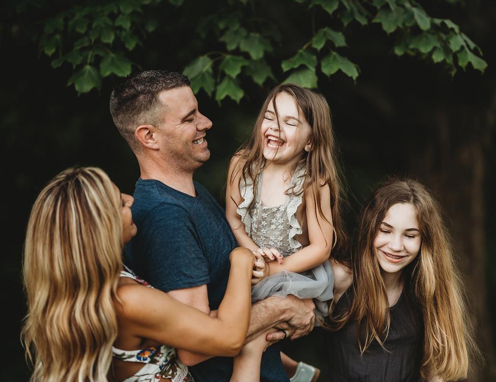 Simonson Family || Cincinnati, Ohio