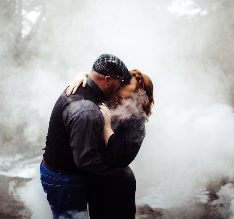Eddie + Kylee || Engagement session, Sharon Woods park, OH
