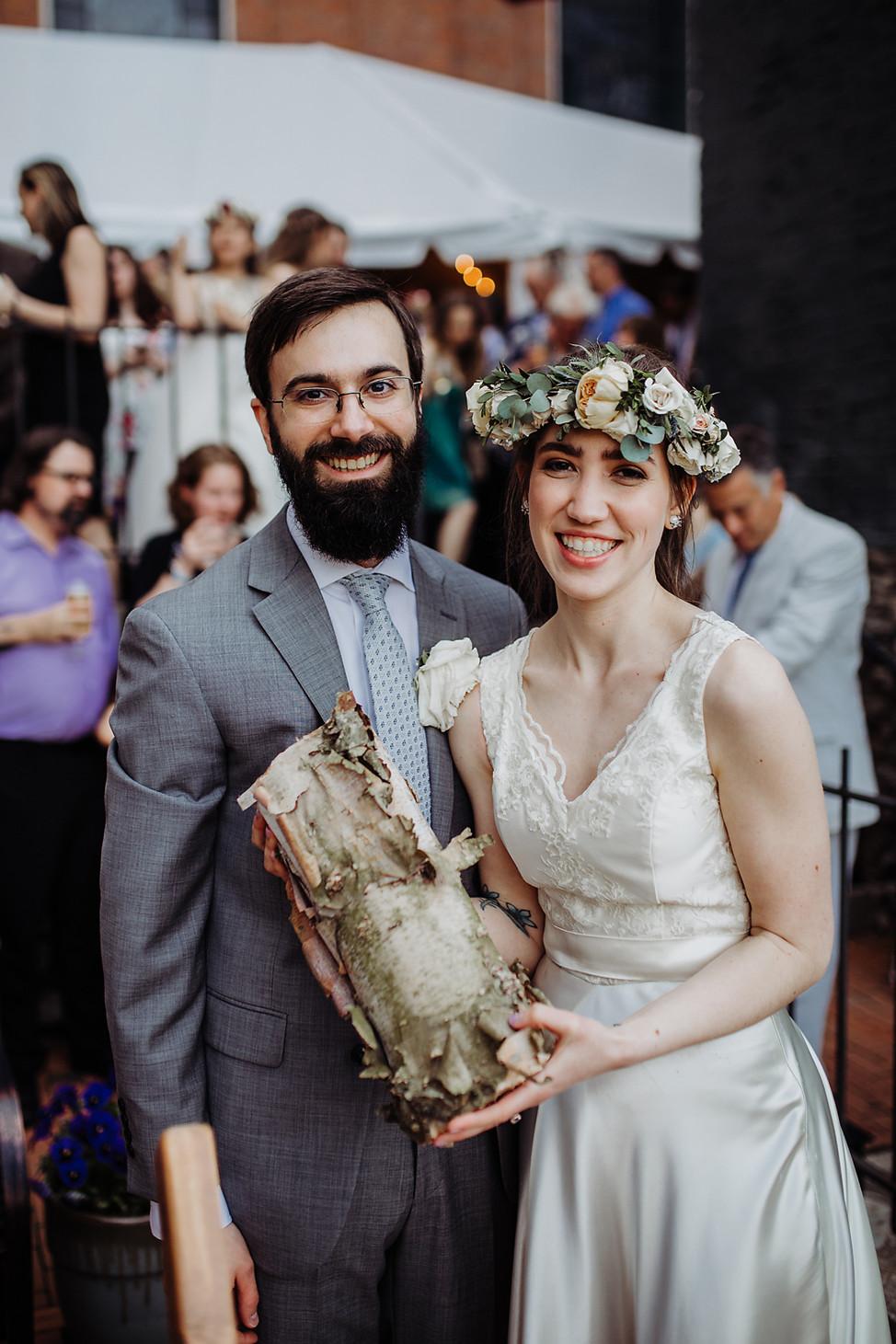 Martin + Sarah || Wedding at Bell Event Center, Cincinnati