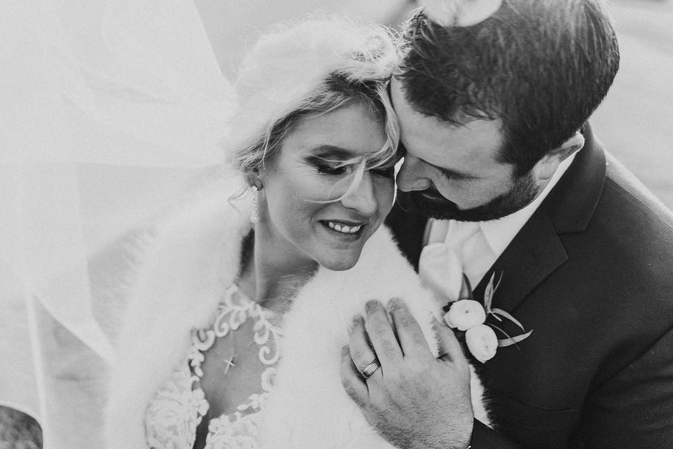 Josh + Danielle    Backyard Wedding, Cincinnati
