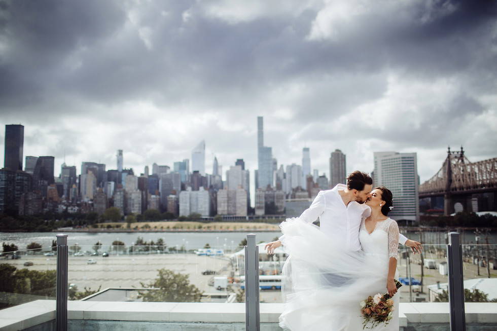 George + Anastasiya || Wedding, New York