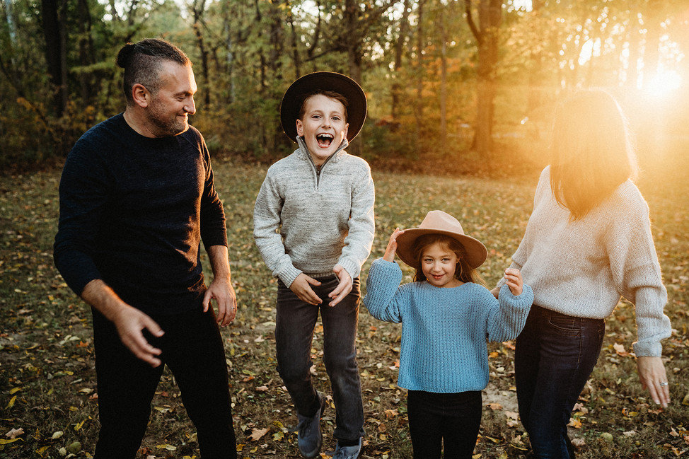 Moksin Family || Sharon woods, Cincinnati