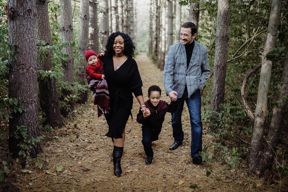 Family session at Rentschler forest || Cincinnati, Ohio
