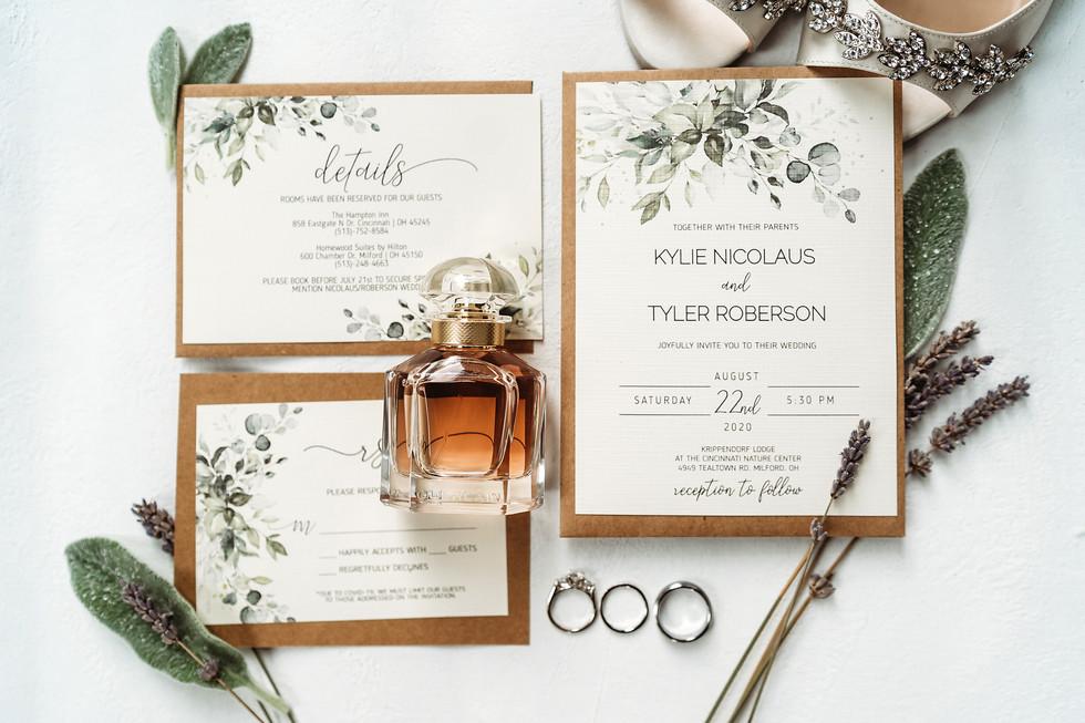 Tyler + Kylie || Kripendorf wedding || Cincinnati Nature center, OH