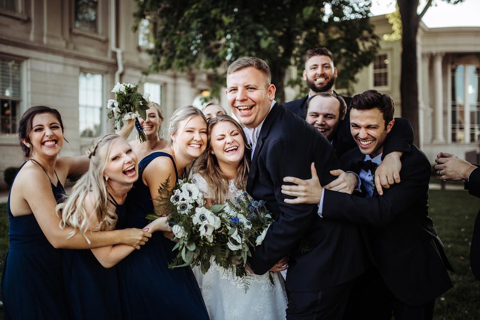 Patrick + Kayla    Wedding, Laurenceburg, Indiana
