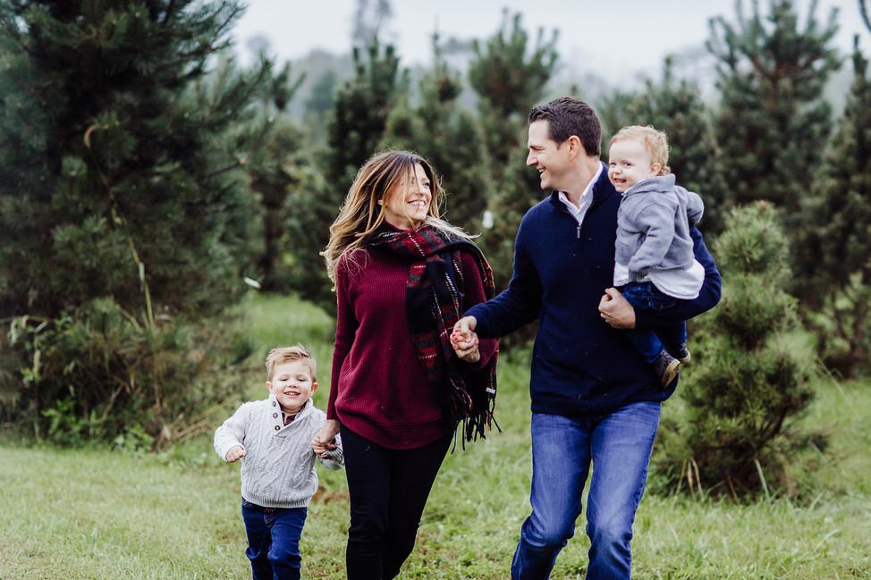 Johnson's Family || Big Tree Plantation, Morrow, OH