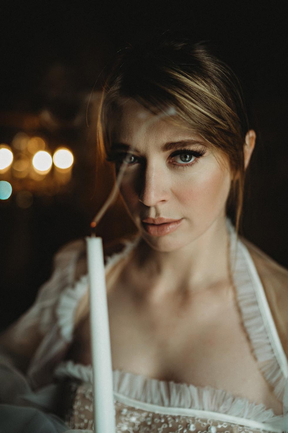 Bridal with Laura All Star || Mils Street studio, Cincinnati