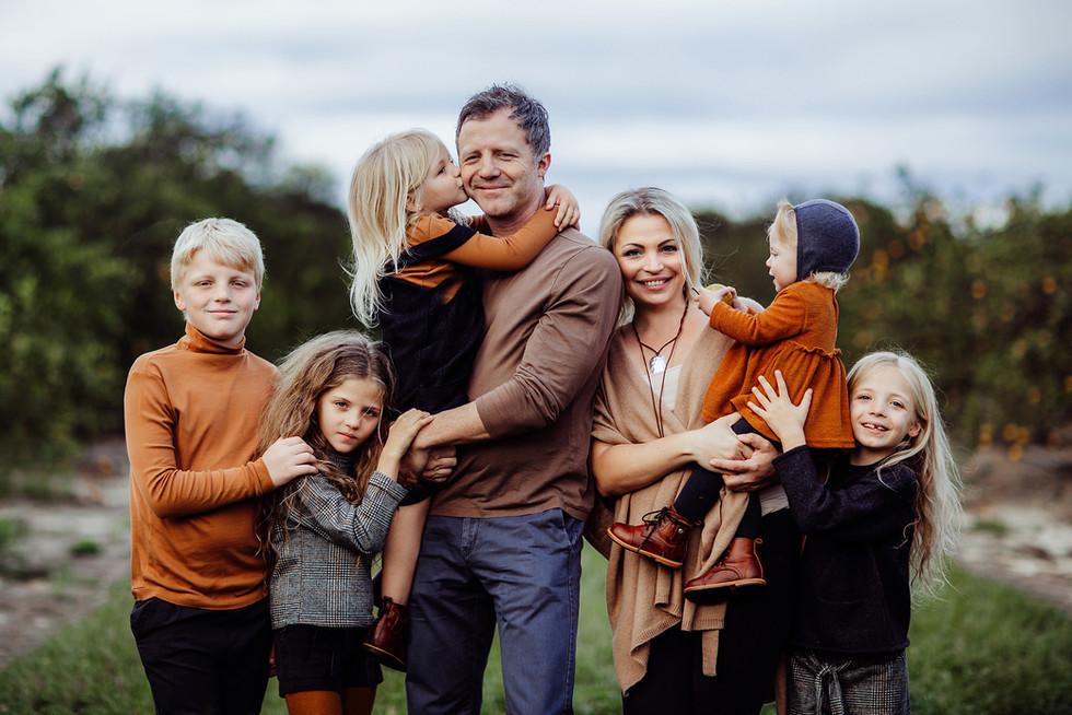 Brooks family || Spring Grove, Tampa