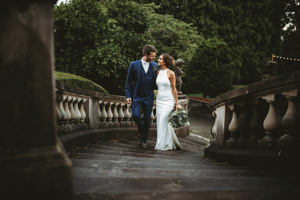 Eric + Arin || Wedding, Laurel Court, Cincinnati
