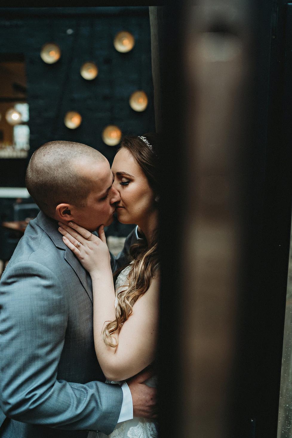 Austin + Hannah || Hotel Covington Wedding, The Madison Event Center Cincinnati, OHIO