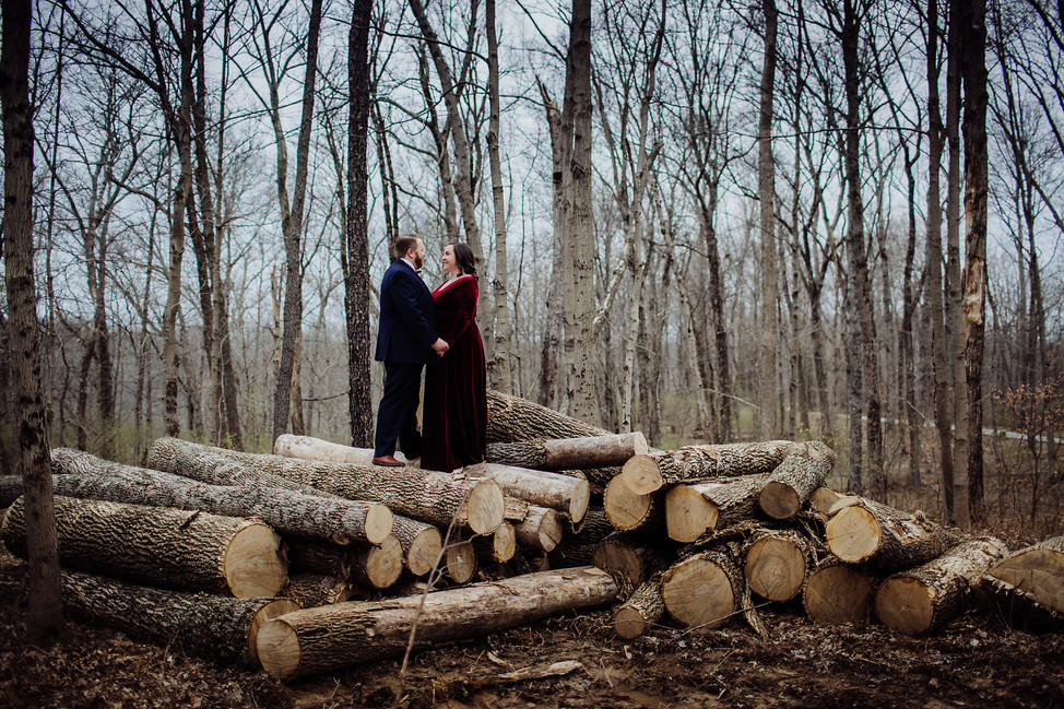 Tom + Amy    Engagement session