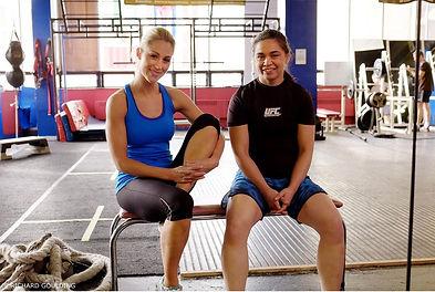 Rosi Sexton BT Sport interview Caroline Pearce