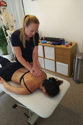 Introducing Penny Marshall, our new sports massage therapist