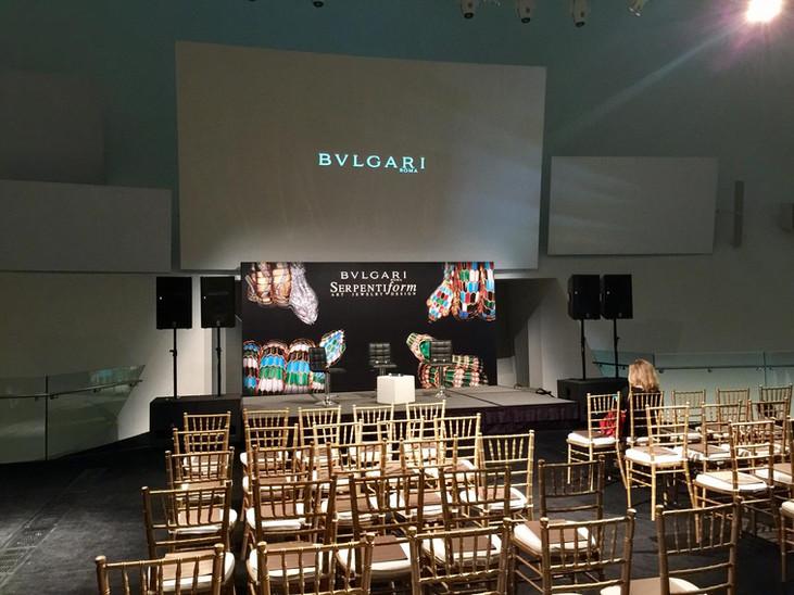 Bvlgari Conference