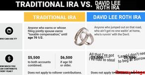 David Lee Roth IRA