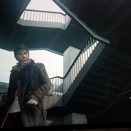 Watch Dogs | Stairwell Review