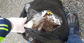 Trash Pick-Up: Ensign Rd  Vol. 5