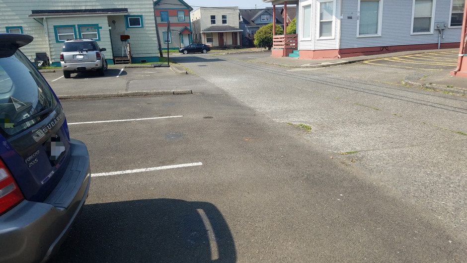 Trash Pick-Up, NeighborWorks of Grays Harbor, Aberdeen