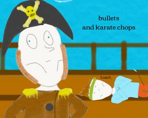 Very Bored Pirates