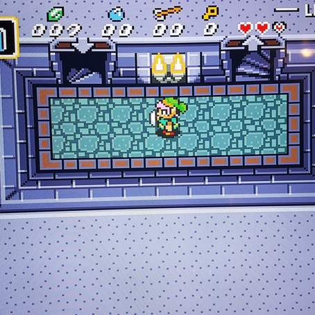 The Legend of Zelda: A Link to the Past | Hyrule Castle