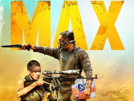 Mad Max: Fury Roll