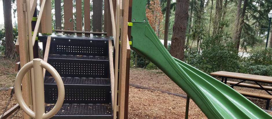 A Quick Stare: Homestead Park, University Place