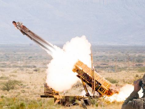 Serfs-to-Air Missiles