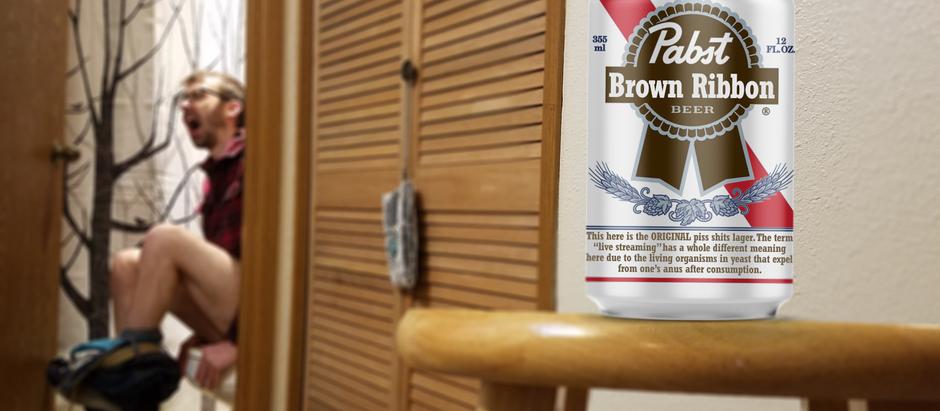 Pabst Brown Ribbon Beer