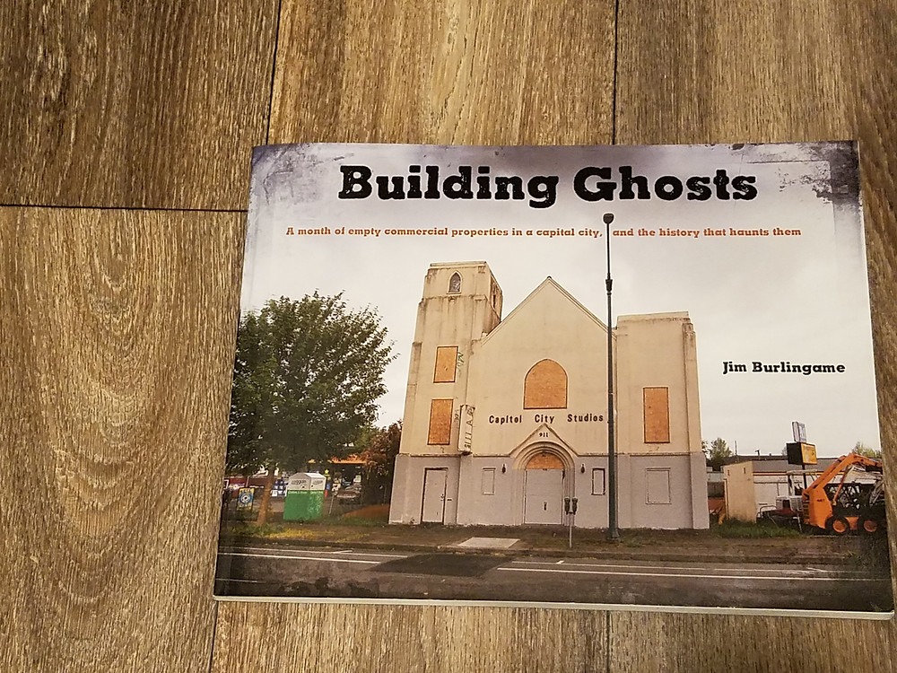 Buildings Ghosts by Jim Burlingame