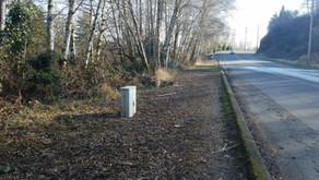 Trash Pick-Up: N B St, Aberdeen
