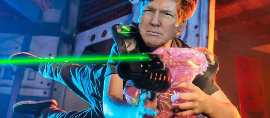 US Moves Its Israel Embassy to Jerusalem for Nearby Laser Tag Arena