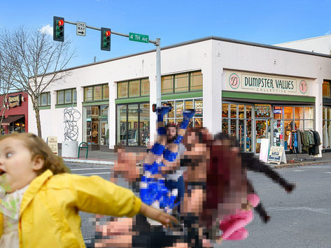 Regressives Initiate All-Inclusive Orgy in Hopes of Reverting County to Phase 1
