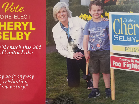 One Last Political Ad (Before We Watch This Kid Get Chucked in the Lake)