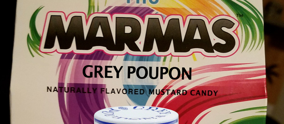 Marmas | Grey Poupon