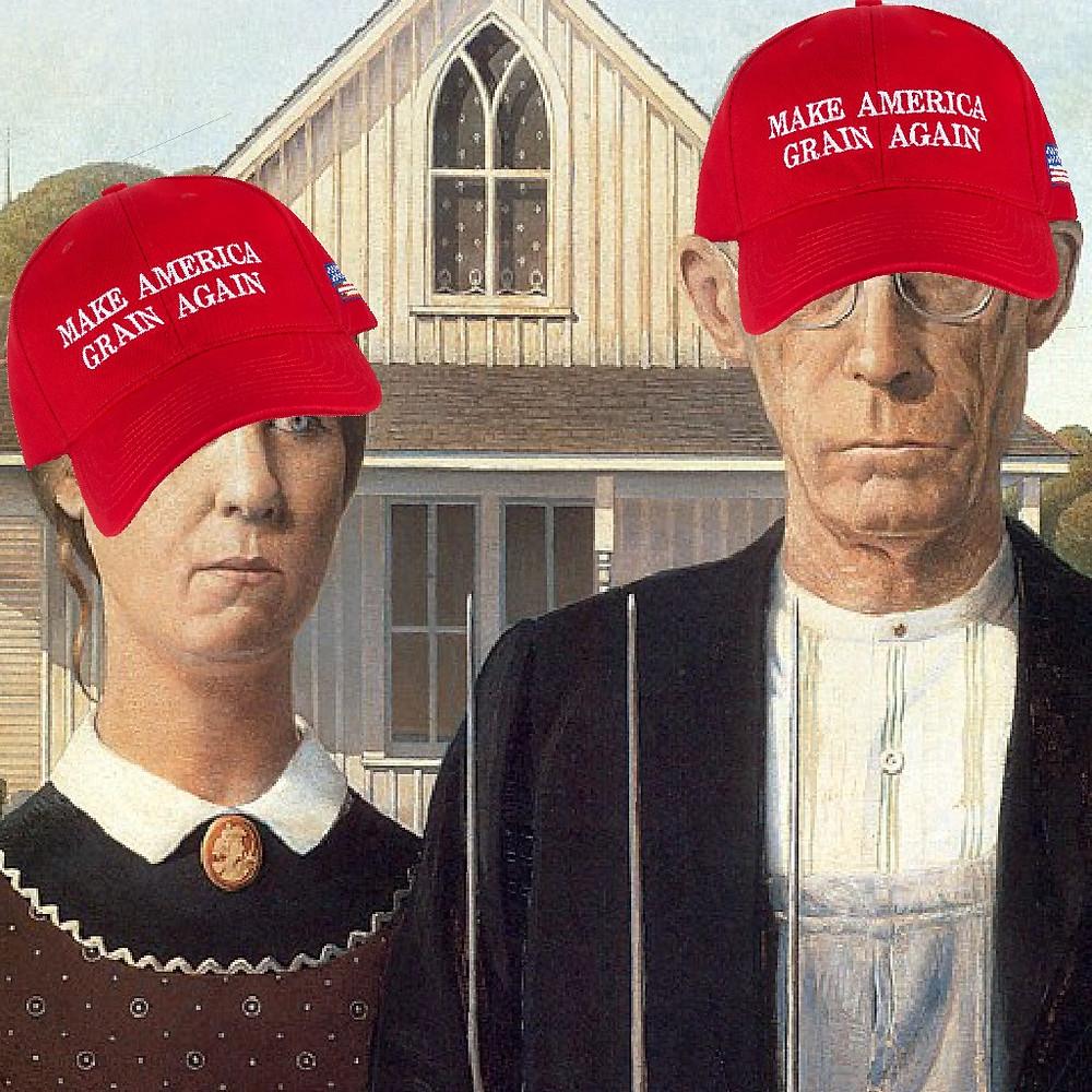 Make America Gothic Again